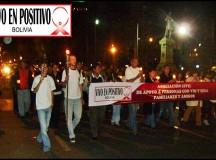 """La ONG """"Vivo en Positivo"""" y el VIH/Sida en Bolivia"""