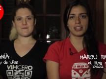 + CONCIENCIA | MAROU RIVERO y MELANÍA