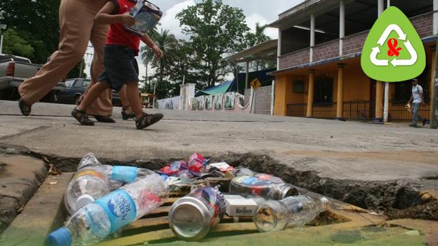 basura en las calles 1