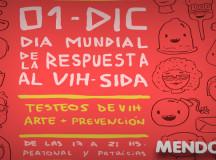 Test de VIH en Mendoza