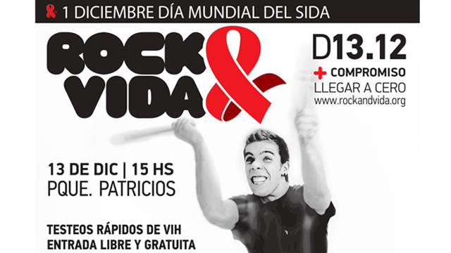 Rock and Vida en Parque Patricios