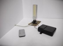 Comando de iluminación a distancia