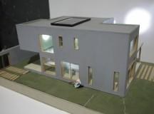 Modelo a escala de Casa Inteligente