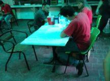 Testeo rapidos de VIH y charlas de prevención en el Centro Comunitario Presidente Nestror Kirchner